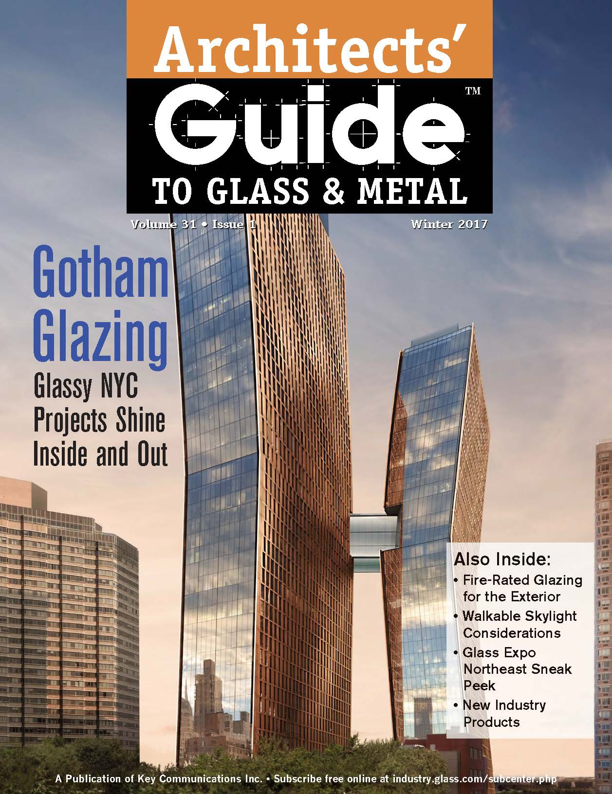 City Lites: New York Projects Put Glass at Center Stage