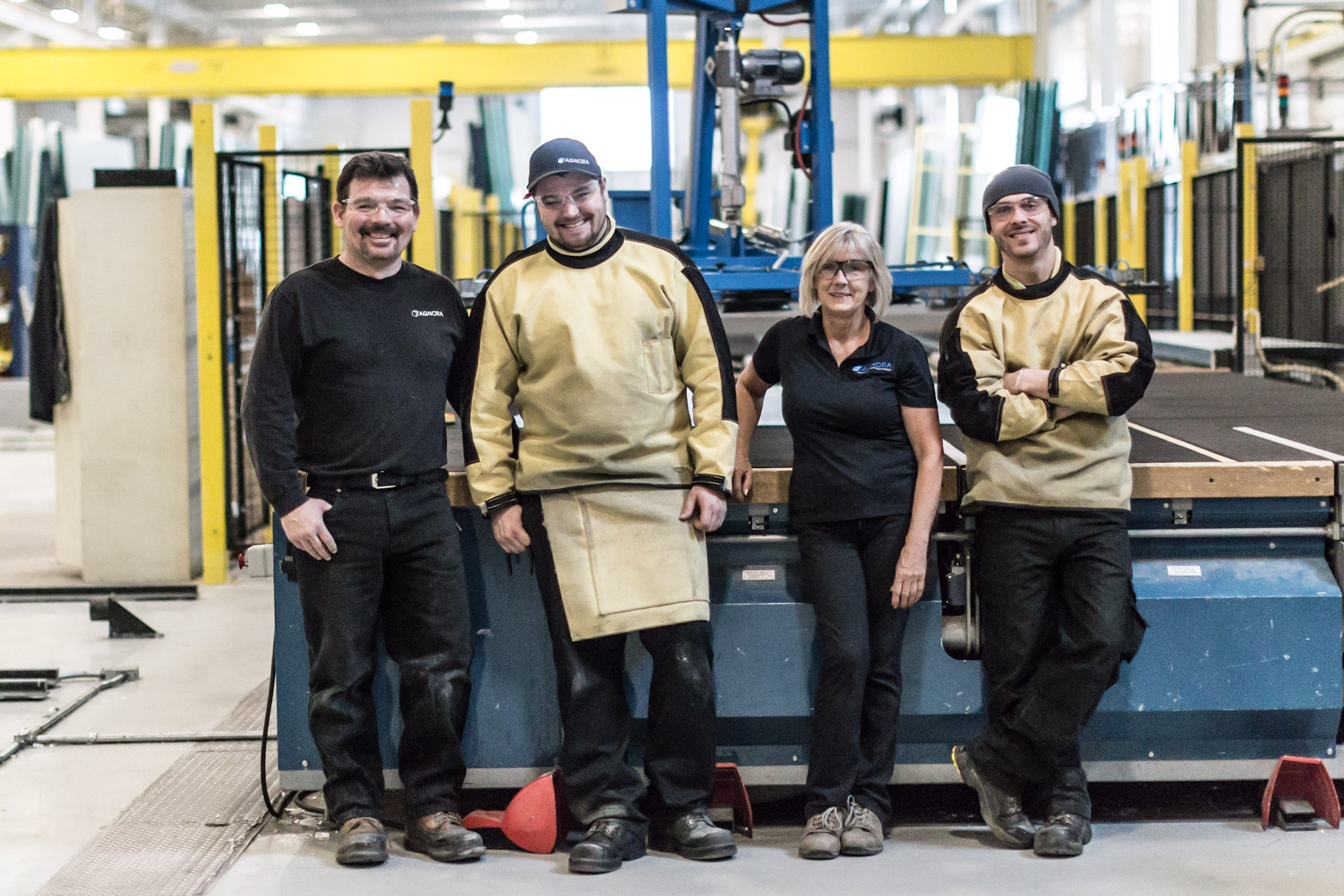 AGNORA's Glass Culture: Building Success by Engaging Employees